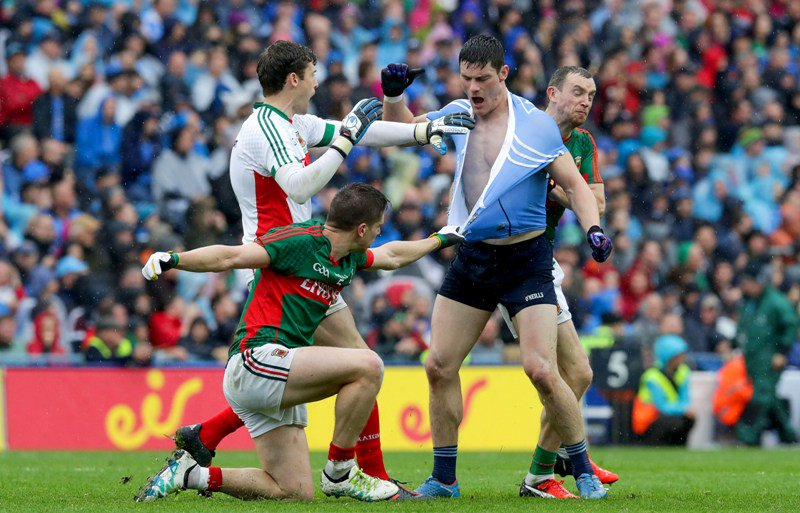 Lee Keegan will have to let loose if @MayoGAA are to win the #AllIrelandFinal. Read why https://t.co/A3u8R5x6MB https://t.co/m2gmC9wtFk
