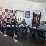 Informe final @MileniumPlaza agradece labor d diferentes organismos d emergencia, control y seguridad durant #SimulacroMileniumPlaza #Cuenca https://t.co/ByttxuhYms
