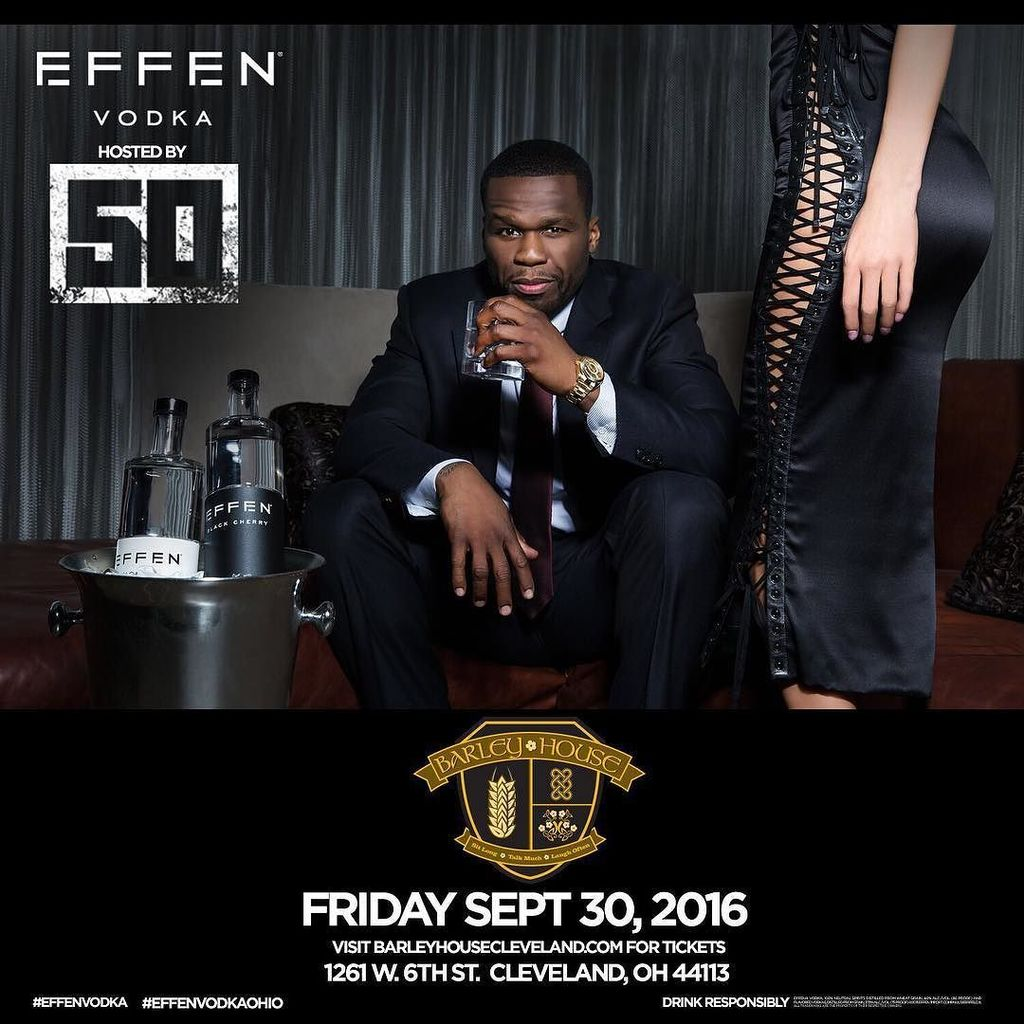 BARLEY HOUSE tonite ???? its Lit CLEVELAND #EFFENVODKA take over https://t.co/adfTPIEeSa https://t.co/lArRisXRzZ