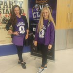 DEAL OF THE DAY: See the Braehearts in the foyer for our 👕 and clap banner deal. ONLY £10!! #Glasgow https://t.co/zleNlaZDGy