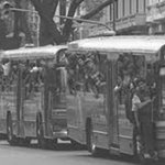 """""""Belki deplasman otobüsü, her şeyden kaçışın en iyi yoluydu. Yola gitmek, yolda olmak; her şeyimiz buydu."""" https://t.co/8Hot38fvkx"""