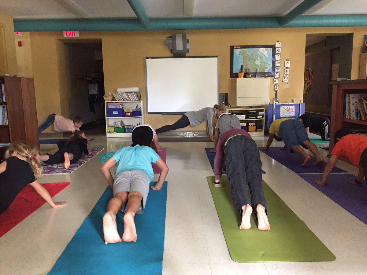 test Twitter Media - Closing the week with a centring yoga class! https://t.co/Q4sZDJRjG3