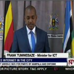 Govt to provide free internet access to Ugandans in Kampala and parts of Entebbe starting 1st October #NTVNews https://t.co/fFIyHCNJqa