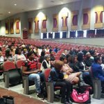 Thank you Ms. Carroll @_HamptonU for sharing awesome college info to a packed house of juniors and seniors. #letsGO https://t.co/ilTpban3XE