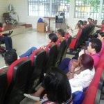 Angel Guardian de Mides-Colón en charla motivacional dictada por Juampi https://t.co/mNOwIteRNX