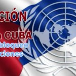 Voten contra el bloqueo a Cuba https://t.co/sOPS1xiKpK #YoVotoVsBloqueo https://t.co/XKHPhf9Q6p