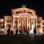 Berlin <3 https://t.co/BDFG3OrnQ1 #BerlinLeuchtet #FestivalOfLights https://t.co/8SFdNNrRV5