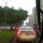 Reporta @isaacalberto13: Tráfico en El Cangrejo por la Universidad de Panamá @tvnnoticias https://t.co/G4ECVF44cS
