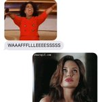 Me and @iamfrench convo about pumpkin waffles.... yup. This is us. 😂 https://t.co/MA5OJ6UasP
