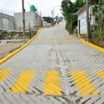Inauguramos 950m2 de pavimentación con concreto hidráulico y drenaje en el Barrio Guadalupe en San Fernando. https://t.co/snGSWpnWJG
