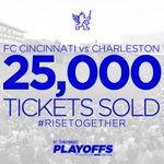 Weve got 25k... do I hear 30k?! #WhiteOut #RiseTogether https://t.co/3taRHyCjY0