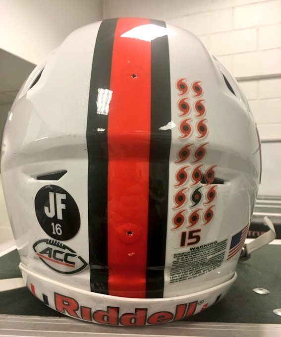 Alex Nunez @Noonz: RT @CanesFootball: This past Sunday, we lost a big piece of our community.    Tomorrow, we honor his memory. #JDF16 https://t.co/LVGLosJPbC
