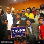On the trail in #Philly #MakeAmericaGreatAgain @realDonaldTrump #MAGA #Trump2016 https://t.co/i3ryxP7ZEw