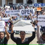 In case u missed it... #OpenUCT #FeesMustFall #BringBackOurCadres #3rdOctoberAsinavalo https://t.co/D6mukhHvxd