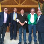 Un gusto recibir al grl. Jorge E. Mora en un territorio animado con la esperanza transmitida x su labor en #LaHabana https://t.co/nC7Sn9byNf