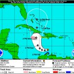 Hurricane Matthew now a Cat 4 w/140 mph winds as it races toward Jamaica. Many prayers for the people there https://t.co/dLZiAB2DeO