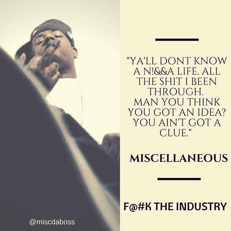 Miscdaboss : #Message #BossLifeE