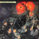 #Atención El huracán #Matthew continúa intensificándose y alcanza la categoría 4.  https://t.co/ons3aJecPp https://t.co/zmzJNXGwth