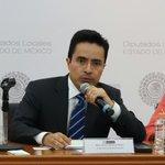 Continuando con los trabajos de la #Glosa5toInforme comparece el Mtro. Erasto Martínez, titular de @Infraes_Edomex https://t.co/VTIiMygmyH