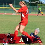 The @AStateSoccer team wins!!  The Red Wolves defeat App State 3-0 and improve to 3-5-3 (1-3-1). #WolvesUp https://t.co/epwet0QIfS