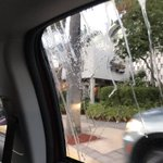 In Puerto Rico for a Wedding and my @uber was attacked by cab drivers! Crazy day. https://t.co/Jz77usJ9h8