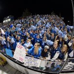 Packed crowd for @DHS_ftball homecoming https://t.co/EzTkyUx0KO