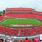 Its Saturday in Athens. #GoDawgs #BeatTennessee https://t.co/2EoO5w0A4e