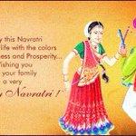 नवरात्री शुभ हो। माँ दुर्गा आपकी सभी दुविधाएं व बाधाएं दूर करे। #JaiMataDi #HappyNavratri https://t.co/uxgVwugFNM