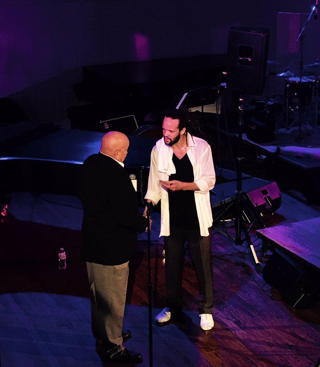 Breaking: Tap-dance legend @TheSavionGlover receives YSM's prestigious Ellington Medal. https://t.co/lotKrWbi1o