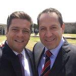 Gracias Gobernador @eruviel_avila por el honor de servir en su Gobierno, su ejemplo, amistad y liderazgo quedan marcados por siempre! https://t.co/3cVDQVrOdI