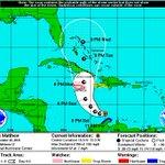 #Matthew now a Category 5 hurricane, the strongest Atlantic hurricane in over 9 years (since Felix, Sept 2007) https://t.co/biFjn79Gxw