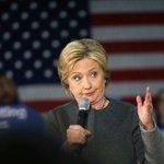 Clinton: Sanders' millennial voters are basement-dwellers [AUDIO] https://t.co/1dHIJkZmVC https://t.co/fmvpNQHNSr