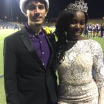 Congrats to our Bulldog 2016 king and queen Kevin Magallanes and Ariene Boyce! https://t.co/BlCBmlFvWj