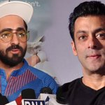 #AyushmannKhurrana SUPPORTS #SalmanKhans Artists Are Not Terrorist Comment VIDEO ▶️ https://t.co/pz85pC1eUx https://t.co/f2FQulcYE6