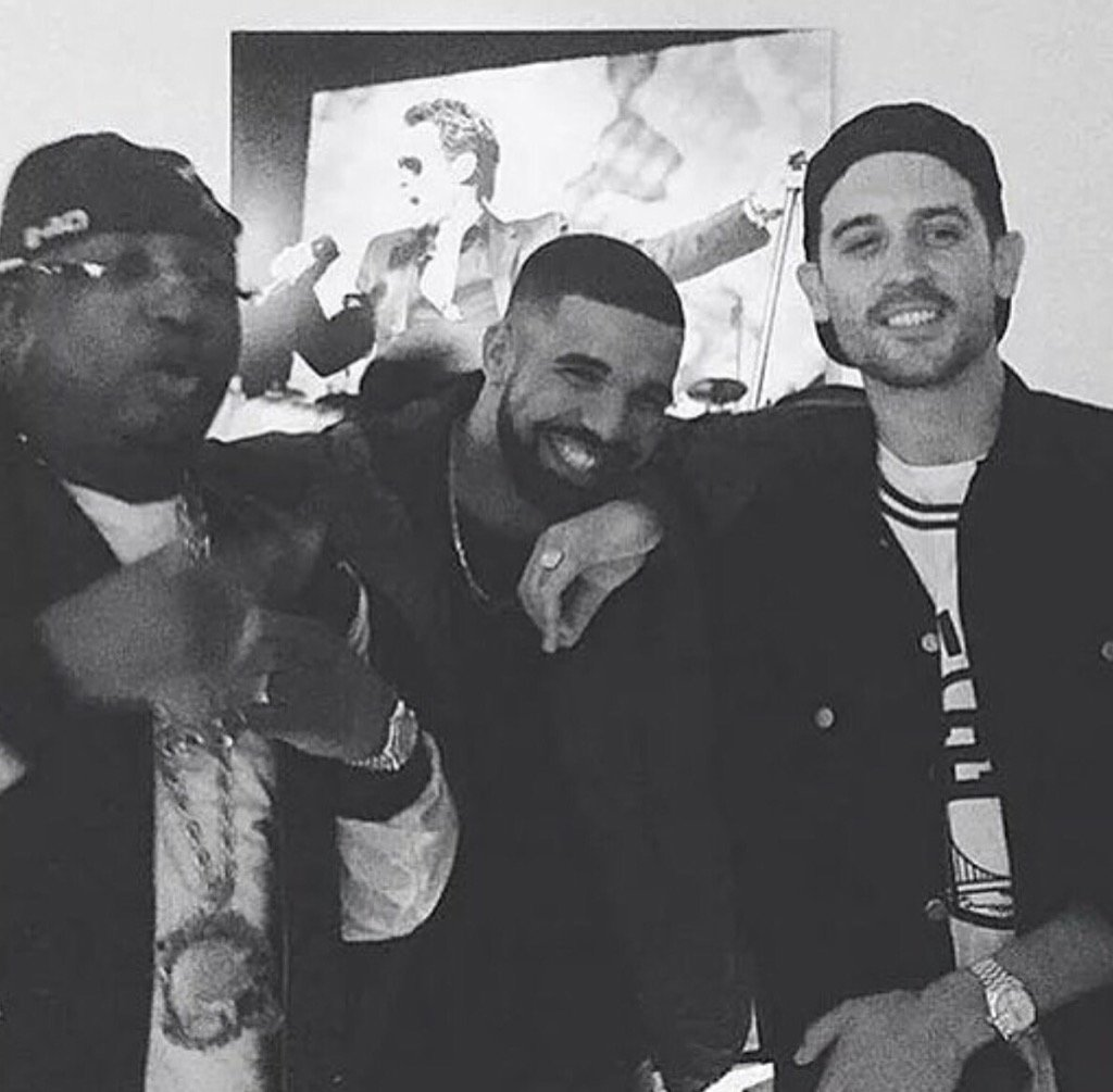 #flashbackfriday @e40 @Drake & @G_Eazy https://t.co/uq04VI5top