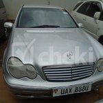 2003 Locally Used Mercedes Benz, C200 for sale. USH27,000,000 in Kampala For more details - https://t.co/cDztrcWANE https://t.co/iGFw0rocGN