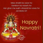 Jai mata di .. Happy navratri to all of you :) https://t.co/6z21pOLgFE