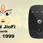Wanna win a JioFi 4G personal hotspot?? RT to know more! #NavrangNavratriContest #ContestAlert #HappyNavratri https://t.co/G7ZsvpP9JG
