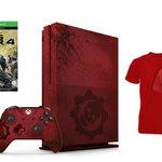 Maak kans op de Gears of War 4 Limited Console 2 TB + Uniek T-Shirt. RT, Volg & #Win! #GOW4 https://t.co/fzsD6Y0pPL https://t.co/XrkxKWtpUD