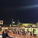These girls did 300 touchdown kicks between JV and varsity as the Tigers swept Consumes Oaks! #CB13 @Roseville_Cheer https://t.co/jxThIJcXYF