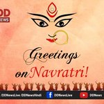 9-day-long #Navratri festival begins today; PM Modi extends his greetings https://t.co/DHo0pDuBtL