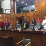 Después de entonar himnos queda formalmente instalado tercer periodo de sesiones ordinarias en @AsamBoyaca https://t.co/BC1PhXGoBU