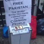 #MrDakuMustResign We Demand Corruption Free Pakistan bcz Only Common People is Getting Effected. https://t.co/N5ne2Imnv7