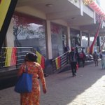 The mood for #KampalaCityFestival is so high at our head office. Black, Yellow, Red affair. @KCCAUG @KlaCityFestival https://t.co/EnJ8feuCpo