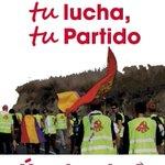 Tu vida, tu lucha, tu Partido. #UneteAlPCA > https://t.co/Ko0Qs68TwQ   @pcandalucia @elpce @mundoobrero https://t.co/4kt8hygoeF