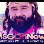 ARe U Ready To Watch #MSGOnNewsX On Saturday at 3:25 PM & Sunday at 12:25 PM #6DaysToLionHeart F/W - 234 DISH TV - 608 Tata Sky - 613 https://t.co/iNVaY7B7LI