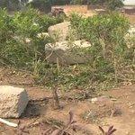 Green belt in Adda Plot destroyed after PTI Raiwind march https://t.co/VTRv4BT7ju https://t.co/hPNAlemOGh