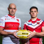 Who will win the Million Pound Game? LIKE for Hull KR RT for Salford https://t.co/sml0UDoTYH