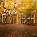 Hello October! #Welcome! We Missed You! #October #Fall #Autumn #Leaves #Gorgeous #Fun #Love #EdenGarden #Mississauga https://t.co/9hZUGeWBGO