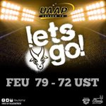 FEU Tams (4-2) defeated UST Tigers (2-4), 79-72. #OneBraveTeam #TheTamarawWithin https://t.co/ljRRC27lAn